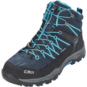 CMP Campagnolo Junior Rigel Mid WP Trekking Shoes Asphalt-Cyano